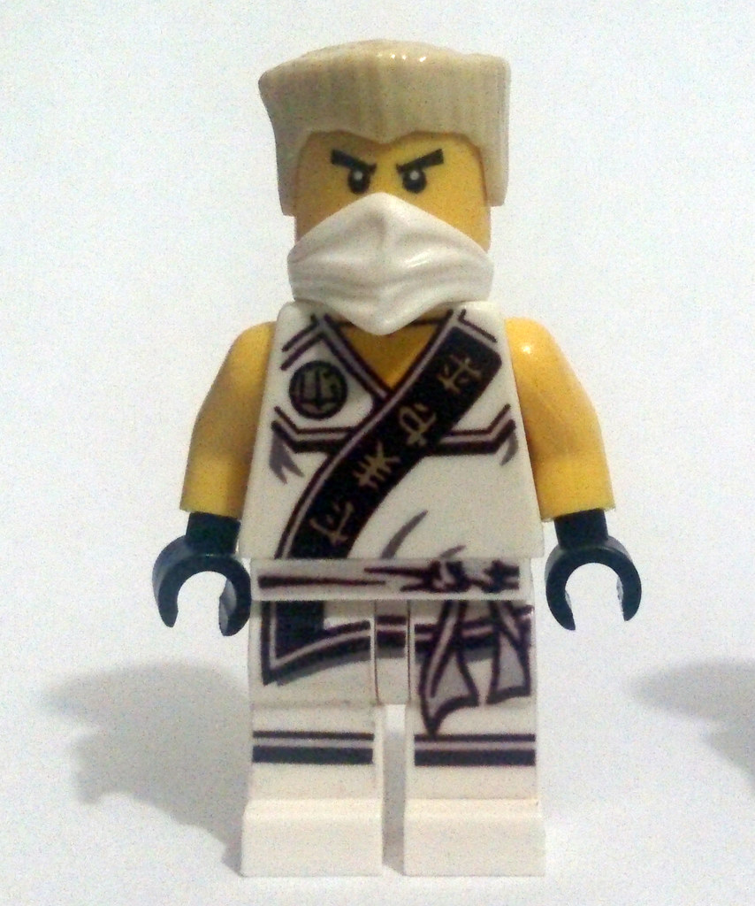 The world 39 s best photos of custom and ninjago flickr - Ninjago lego zane ...