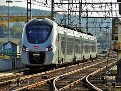Z51507 (firedmanager) Tags: train tren alstom sncf hendaye ter trena aqui aquitaine automotrice automotor puenteinternacional transportexpressrégional régiolis z51500
