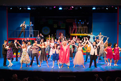 1255 (Dan Anderson Pictures) Tags: show minnesota spring theater stpaul highschool musical production hairspray mn cdh 2015 cretinderhamhall