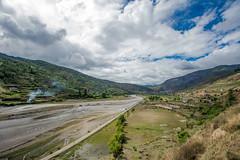 Bhutan-5AP_8214 (Carl LaCasse) Tags: river asia bhutan valley paro