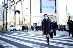 Tokyo trip 2015 #156 () Tags: road street leica ltm city trip people travelling japan publicspace walking tokyo shinjuku asia day path candid voigtlander 28mm stranger    manualfocus  m9 l39  2015 f19  m39 voigtlander28mmf19 leicam9