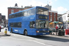 IMG92413 GSC 1654 R154NPR Salisbury 28 Apr 15 (Dave58282) Tags: bus 1654 gosouthcoast