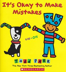 It's Okay to Make Mistakes (Vernon Barford School Library) Tags: new school fiction reading book high library libraries reads books super read paperback cover junior novel covers bookcover pick middle vernon quick recent picks qr bookcovers paperbacks errors mistakes novels fictional picturebooks selfesteem barford softcover quickreads quickread toddparr vernonbarford softcovers picturebooksforchildren superquickpicks superquickpick 9780545801300