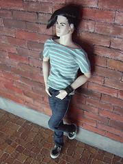 Oh them boys (Levitation_inc.) Tags: boy man male men boys fashion doll ooak ken levitation clothes dynamite royalty hommes homme kyu