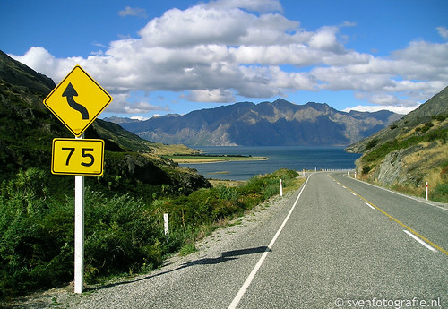 Going to Wanaka.