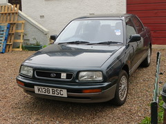 1993 Daihatsu Applause 1.6 GLXi (GoldScotland71) Tags: k138bsc
