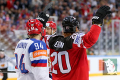 "IIHF WC15 GM Russia vs. Canada 17.05.2015 029.jpg • <a style=""font-size:0.8em;"" href=""http://www.flickr.com/photos/64442770@N03/17643160499/"" target=""_blank"">View on Flickr</a>"