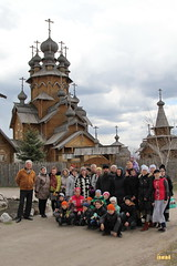 8. An excursion in Sviatohorsk Lavra / Экскурсия в Лавру
