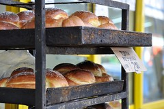 Tasty (Thorsten Reiprich) Tags: city urban food travelling spring europe day market sweet capital eu bulgaria pastries
