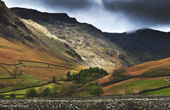 A fertile valley (lawrencecornell25) Tags: nature landscape outdoors scenery lakedistrict cumbria wasdalehead northwestengland nikond700