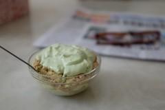 DSCF3460 (Jolene Jiang) Tags: summer ny dessert baking cheesecake homemade crepe sweets fujifilm matcha greentea amateur creampuff