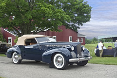 1940 Packard 180 Convertible Victoria by Darrin ((The) Appleman) Tags: packard 1940 180 oneeighty victoria darrin elegant sporty convertible blue grand experience classic theappleman fotocreationschicagoillinoisusa