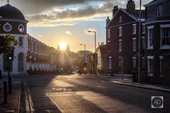 Sunset Upper Duke Street (alun.disley@ntlworld.com) Tags: liverpool city sunset weather architecture merseyside uk england clouds