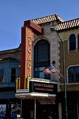 Don Felder - Arcada Theater - Saint Charles IL (Meridith112) Tags: summer music signs sign rock illinois nikon midwest theater theatre flag july americanflag il hotelcalifornia neonsign kanecounty eagles rockandroll theeagles neonsigns saintcharles tequilasunrise 2016 takeiteasy lifeinthefastlane witchywoman oneofthesenights peacefuleasyfeeling alreadygone donfelder nikon2485 heartachetonight nikond610