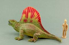 Dimetrodon (RobinGoodfellow_(m)) Tags: museum line dimetrodon bullyland