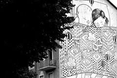 a prima vista (Ferry 83) Tags: environmentprotection tutelaambientale ambiente ecologia noprofit agoodreason photographiccontest concorsofotografico thankyou grazie eco green environment earth sustainability saveourplanet nature geo blackandwhite biancoenero torino italia italy vistadaqui millo barrieradimilano urbanbarriera street streetart streetartitalia graffiti murales art pov pointofview perunabuonacausa perunabuonaragione donate donazione d90 nikon reflex