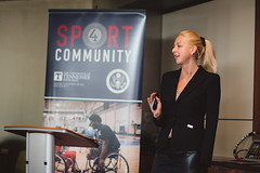 20160614-115751 (Global Sports Mentoring Program) Tags: winner olesya vladykina sport for community gsmp sports diplomacy russia lakeshore foundation paralympian