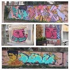 collage_1234 (efsa kuraner) Tags: kadky istanbul streetart istanbulstreetart graffitiart wallart urbanart mural