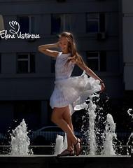(elenaustinovafelt) Tags: elenaustinova felted felting feltart felteddress fashion felt handmade designer dress dresses