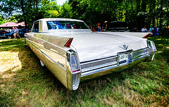1964 Cadillac Coupe de Ville (hz536n/George Thomas) Tags: deeracres 2016 cs5 canon canon5d coupedeville ef1740mmf4lusm hdr michigan pinconning summer cadillac carshow copyright linwood nik upnorth