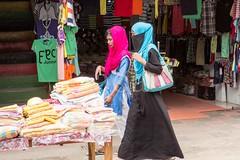 H504_3516 (bandashing) Tags: hijab burkah niqab street girls walking clothes covered tshirt shop sylhet manchester england bangladesh bandashing aoa socialdocumentary akhtarowaisahmed