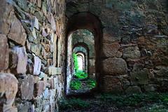Monasterio de Moreruela - Zamora - Contrafuertes.... (Garciamartn) Tags: piedra medieval arte arteromnico arquitectura arco romnico monasterio monumento moreruela zamora espaa europa nino garciamartn
