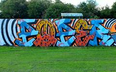 Graffiti Prinsenpark (oerendhard1) Tags: graffiti streetart urban art rotterdam prinsenpark popo poper