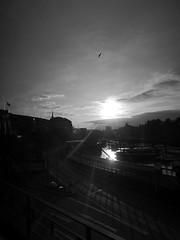 Hamburg - Speicherstadt (chicitoloco) Tags: hamburg speicherstadt hafencity hafen harbour elbe sunset sonnenaufgang