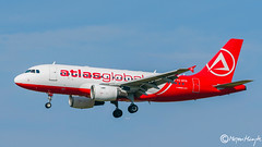 Atlas Global, Airbus A319-112, TC-ATD, 1124, 25. september 2016 (mhoejte) Tags: copenhagenairport ekch cph