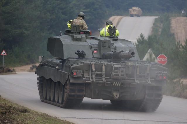 Challenger 2 Tank 62KK69