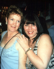 Anne Dale and Sue Burrows (R.J.Boyd) Tags: christmas people women parties workmates wilkinson