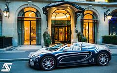 Or Blanc (A.G. Photographe) Tags: paris france french nikon europe ag capitale nikkor bugatti supercar franais parisian supercars veyron anto xiii parisien 2470 d810 orblanc lorblanc antoxiii agphotographe