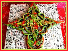 Made in China 1 (Monte Cristo Records) Tags: china nyc newyork abstract metal cross abstractart ironcross abstractpaintings montecristorecords davidmontecristo