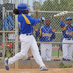 D123734S (RobHelfman) Tags: sports losangeles baseball highschool dorsey crenshaw