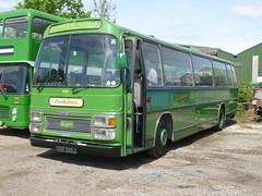 UUF 335J (markkirk85) Tags: new bus buses museum day open transport leopard elite leyland 1835 southdown plaxton yeldham 51971 uuf uuf335j 335j