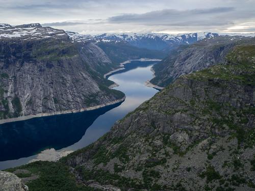 Hardangervidda: Trolltunga