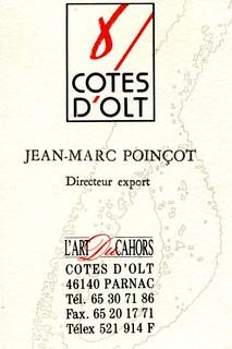 21 Les Côtes d'Olt