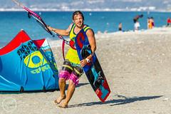 20160716RhodosIMG_4054 (airriders kiteprocenter) Tags: kite beach beachlife kitesurfing rhodes kremasti airriders kiteprocenter kitejoy
