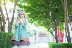 Minami Kotori (Tumeatcat) Tags: anime cosplay portrait lovelive nikon d800 kotori