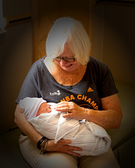 New Grandson Toms (8) (tommaync) Tags: grandma boy baby hospital nc nikon infant durham grandmother jan july northcarolina grandson drh toms swaddled 2016 d40 dukeregionalhospital