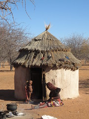 Home sweet home (s_andreja) Tags: africa namibia kamanjab himba village