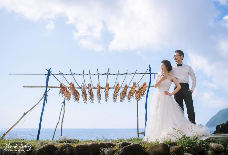 蘭嶼婚紗,旅行婚紗,婚攝鯊魚,蘭嶼拍婚紗,婚紗動作姿勢pose