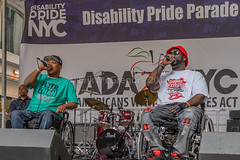 EM-160710-DisabilityPrideNYC-030 (Minister Erik McGregor) Tags: nyc newyork art festival photography march parade awareness visibility inclusion 2016 disabilitypride erikrivashotmailcom erikmcgregor 9172258963 erikmcgregor disabilitypridenyc disabilityparade