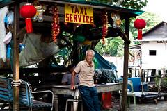 taxi uncle. (Wren.) Tags: ubin pulau singapore human uncle man art portrait