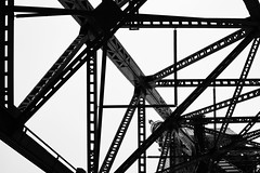 Tokyo Tower (takanorimutoh) Tags: tokyo tokyotower monochrome blackandwhite dp2merrill sigma