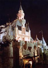 Sleeping Beauty Castle, 1965 (Tom Simpson) Tags: castle vintage disneyland disney 1960s 1965 sleepingbeautycastle vintagedisney