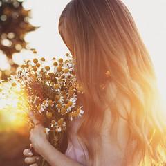 girl (obiektywna) Tags: sunset summer sun selfportrait girl hair poland polishgirl
