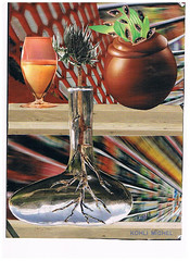 NATURE MORTE (KOHLI MICHEL) Tags: art collage arte bodegon naturemorte artkohli