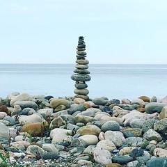 Puzzle (sigharras) Tags: kattegat ocean nature beauty puzzle rock stone gniben denmark beach