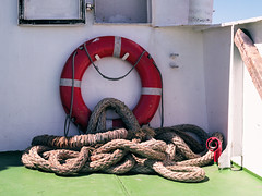 160723_img237 (SephRademakers) Tags: bronicazenzaetrs zenzanonpe75 boat ship ameland robbenboot